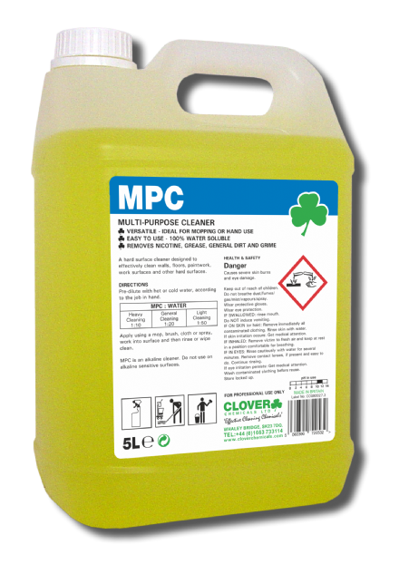 Clover MPC - Multi Purpose Cleaner